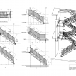 Isometric View and Elevations.