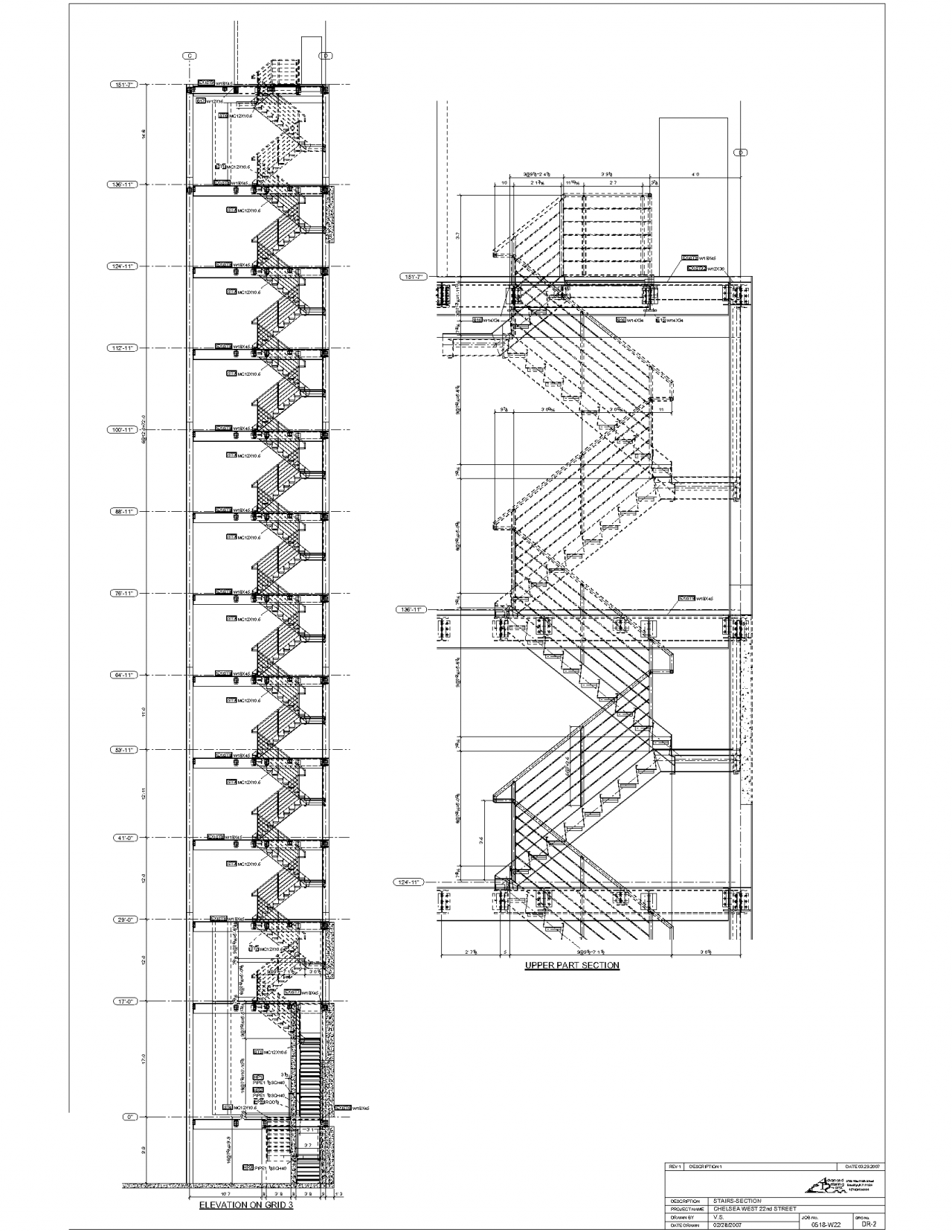 Uncategorized Staircase Detailing advanced detailing corp steel stairs shop drawings staircase 13 stort staircase
