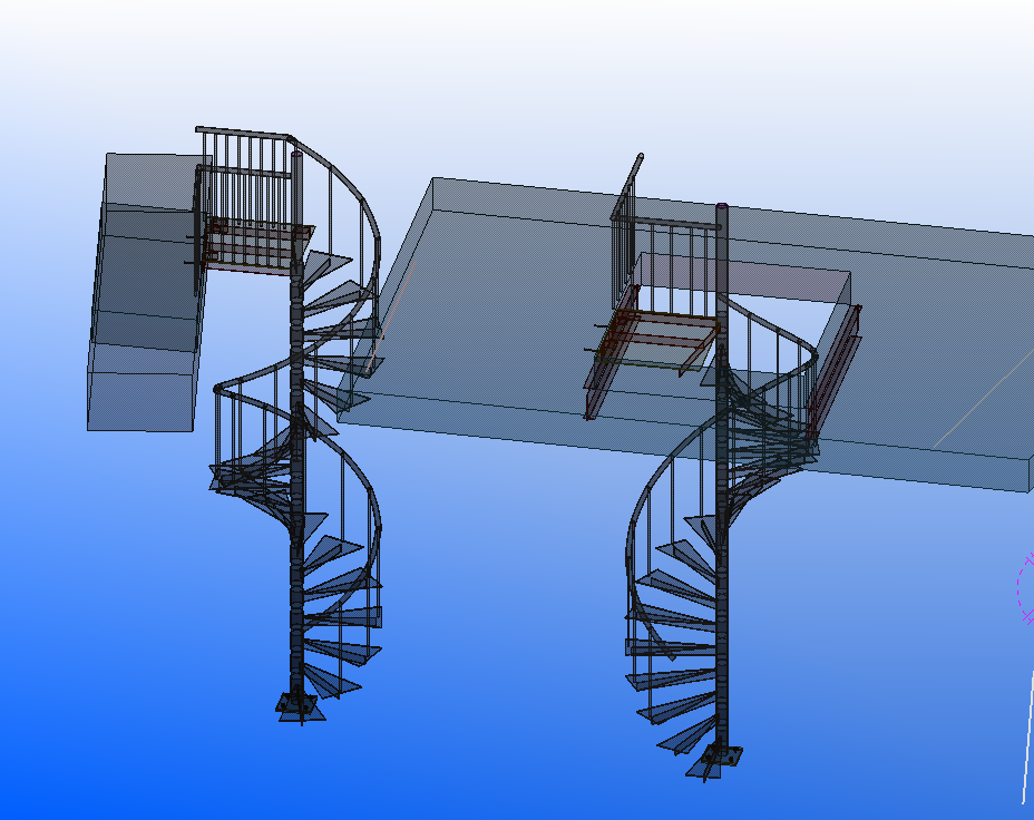 Top Spiral Staircase Autocad Dwg Images For Pinterest Tattoos